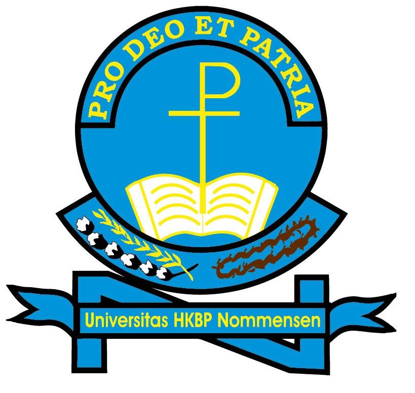 second image for Makna Dan Keterangan Logo Orientasi Pelayanan Hkbp 2019 with Universitas HKBP Nommensen